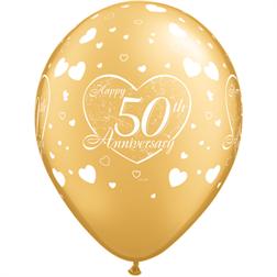 50 års bröllopsdag Produkter Archive | Kalasexperten 50 års bröllopsdag